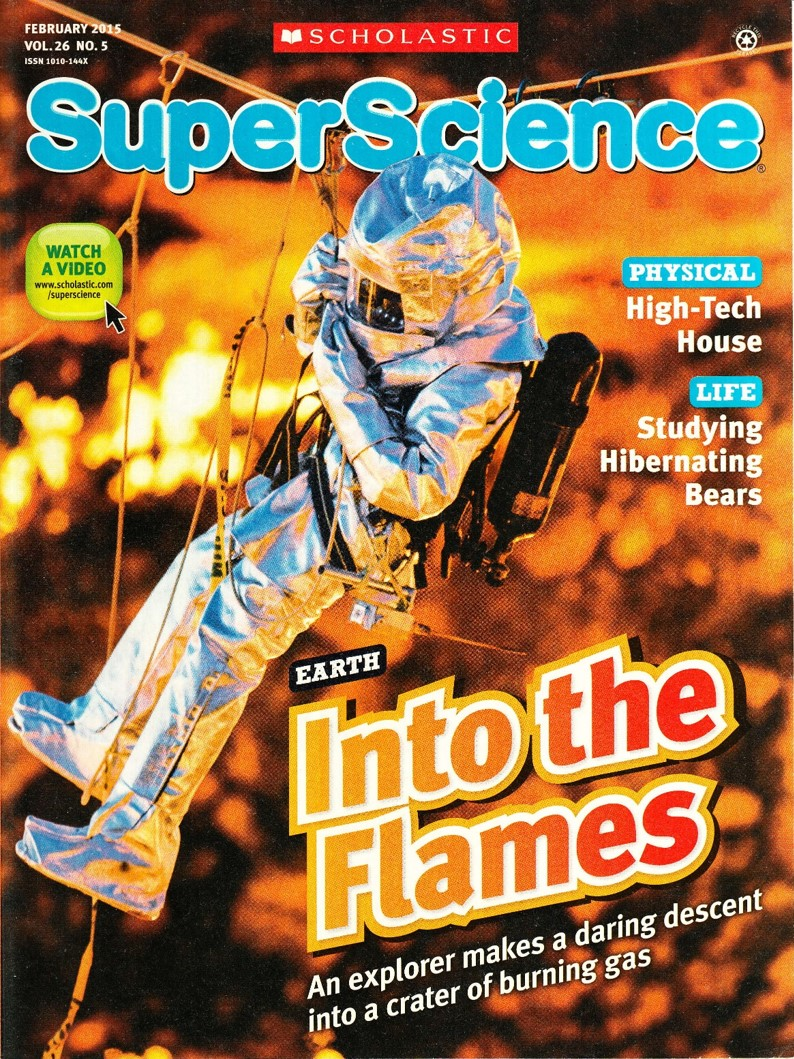 Scholastic SuperScience
